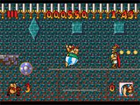 Asterix and the Great Rescue screenshot