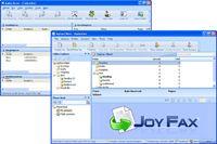 Joyfax Server screenshot