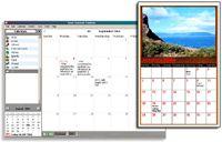 Web Calendar Pad screenshot