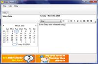 Eitbit Diary screenshot