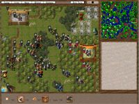 Wargame project screenshot