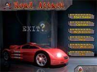 Road Attack screenshot