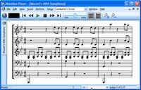 Notation Player screenshot