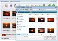 Visual jQuery LightBox screenshot