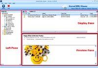 EML Viewer screenshot