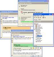 Bopup Messenger screenshot