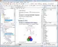 oXygen XML Author screenshot