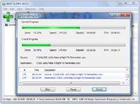 WAV To MP3 screenshot