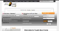 iDemso FlashBux Clone Script screenshot