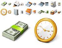 Free Business Desktop Icons screenshot