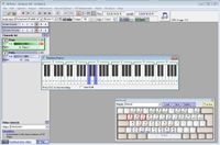 KB Piano screenshot