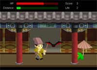 Little Hero  screenshot
