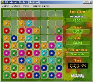 Alhademic Balls  screenshot