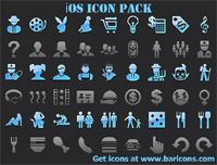iOS Icon Pack screenshot