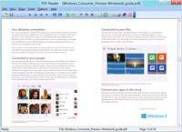 PDF Reader for Windows 8  screenshot