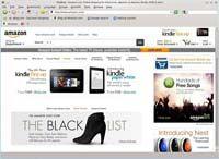 SlimBoat Web Browser for Linux 64bit screenshot