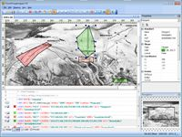 Visual Imagemapper screenshot