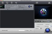 MacX Free M2TS Video Converter screenshot