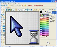 Sib Cursor Editor screenshot