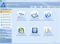 WiseFixer screenshot