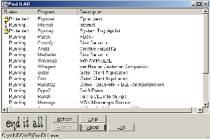 EnditAll screenshot