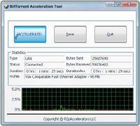 BitTorrent Acceleration Tool screenshot