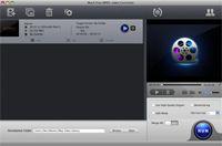 MacX Free MPEG Video Converter screenshot
