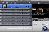 MacX Free DVD to AVI Converter for Mac screenshot