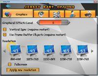 Jersey Kart screenshot