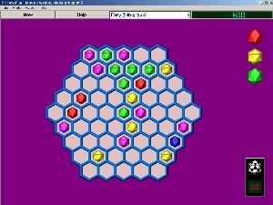 HexaFun screenshot