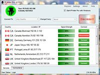 IP Hider Pro screenshot