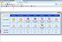 Slimjet Web Browser for Linux 64bit screenshot