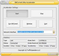 BitComet Ultra Accelerator screenshot