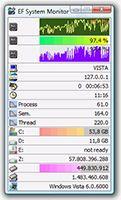 EF System Monitor screenshot