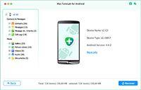Aiseesoft Mac FoneLab for Android screenshot