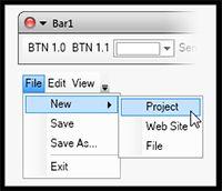 NOV User Interface for .NET screenshot