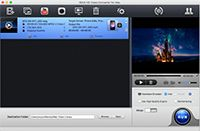 WinX HD Video Converter for Mac screenshot