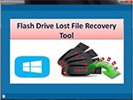 Flash Drive Lost File Recovery Tool