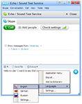Ursa Spell Checker for Skype