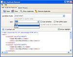 XML Duplicate Remover
