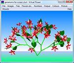 Virtual Flower