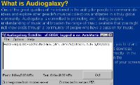 Audiogalaxy Satellite