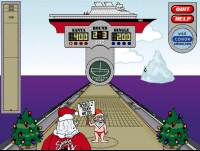 Elf Bowling 2: Elves In Paradise
