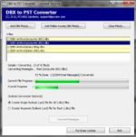 DBX Import to PST