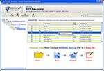 MS Backup File Recovery