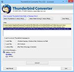Thunderbird to EML Migration
