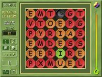 2M Puzzles Letters