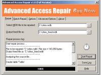 Advanced Access Repair