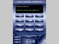 ECTACO Voice Translator English -> German