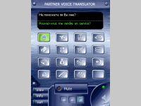 ECTACO Voice Translator Russian -> English / Spanish / French / German